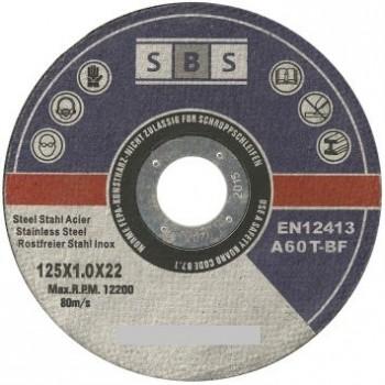 100-Pice-SBS-Inox-Disques--Trononner-125-x-10-mm-0