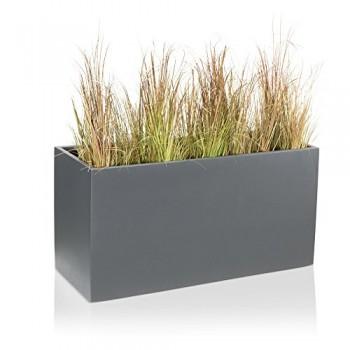 Bac--plantes-en-fibres-de-verre-VISIO-Couleur-gris-mat-Grand-bac--plantes-rsistant-aux-intempries-et-aux-conditions-hivernales-Pour-lintrieur-et-lextrieur-0