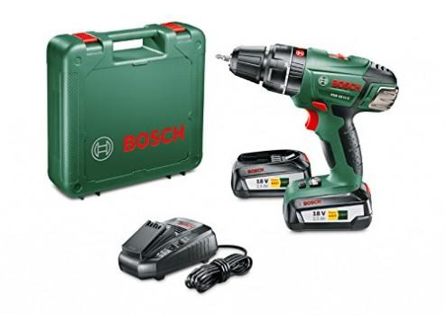 Bosch-060398230C-PSB-18-Li-2-Coffret-de-Perceuse-Visseuse-sans-Fil--Percussion-avec-2-Batteries-0
