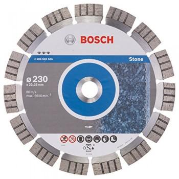 Bosch-2608602645-Disque--trononner-diamant-best-for-stone-230-x-2223-x-24-x-15-mm-0