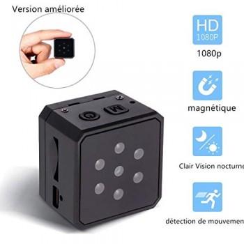 Camra-EspionClair-Vision-Nocturne-Mini-Camra-HD-Camra-Cache-Spy-avec-Vision-Nocturne-et-Dtection-0