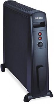 Duronic-HV-Radiateur-en-Mica-noir-sans-huile-avec-thermostat-et-tlcommande--chauffe-en-une-minute-2-ans-de-garantie-gratuite-0