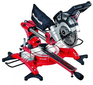 Einhell-Scie--onglet-radiale-0