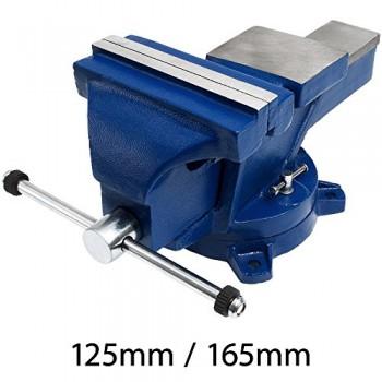 Etau-parallle-dtabli-rotatif-avec-enclume-au-choix-125-ou-165mm-outils-bricolage-serrage-0