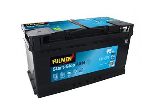Fulmen-Batterie-voiture-FK950-12V-95Ah-850A-EK920-EK950-FK920-FK9-0