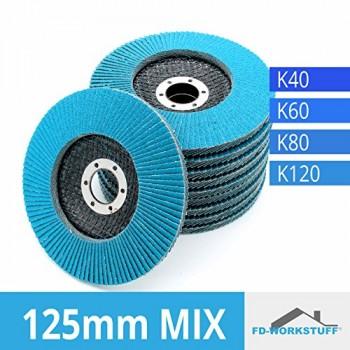 Lot-de-20-disques-Inox-compartiments-Mix-Pack-4-x-5-125-mm-Grain-mlanges-par-5-x-406080120Inox--lamelles-ponage-Mop-conomie-dassiette-Pack-0