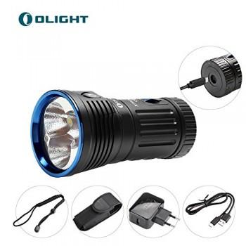 NOUVEAUTE-Olight-X7R-MARAUDER-LAMPE-TORCHE-ULTRA-PUISSANTE-PRATIQUE-Facile-dUtilisation-Puissance-Maximum-de-12000-lumens-Parfaite-pour-Extrieur-Self-dfense-et-Sauvetage-Type-C-Adaptateur-0