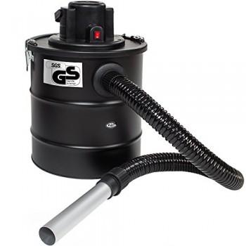 TecTake-Aspirateur--cendres-20L-moteur-motoris-1200-watt-et-filtre-chemine-BBQ-poles-diverses-modles-0