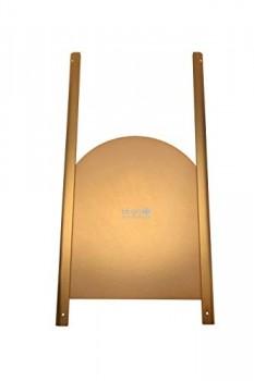 Titan-Incubators-Elite-Porte-coulissante-en-mtal-de-poulailler-0