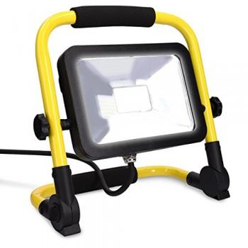 kwmobile-Projecteur-chantier-LED-20W-Cble-de-5-m-clairage-tanche-pour-intrieur-et-extrieur-Aussi-pour-garage-jardin-1800-Lumen-0